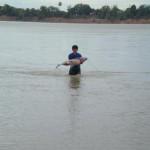 il pesce del isola di DOHN SAHPHI