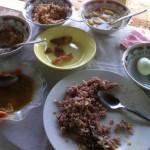 il mio ultimo pranzo....
