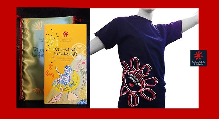 Libro&Maglietta Coccole